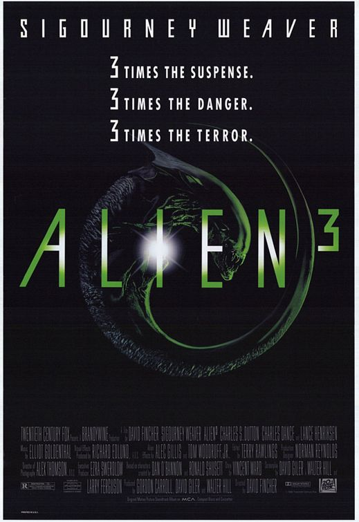 alien 3 poster - photo #1
