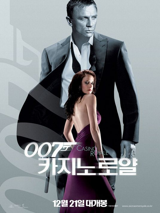 james bond casino royale poster