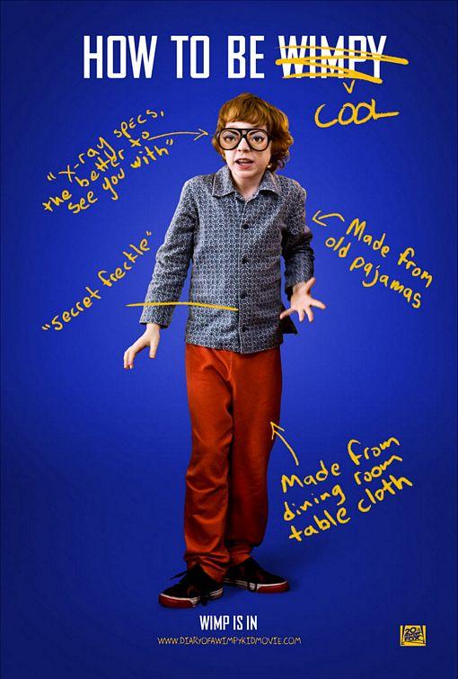 Movie Diary Diary Of A Wimpy Kid