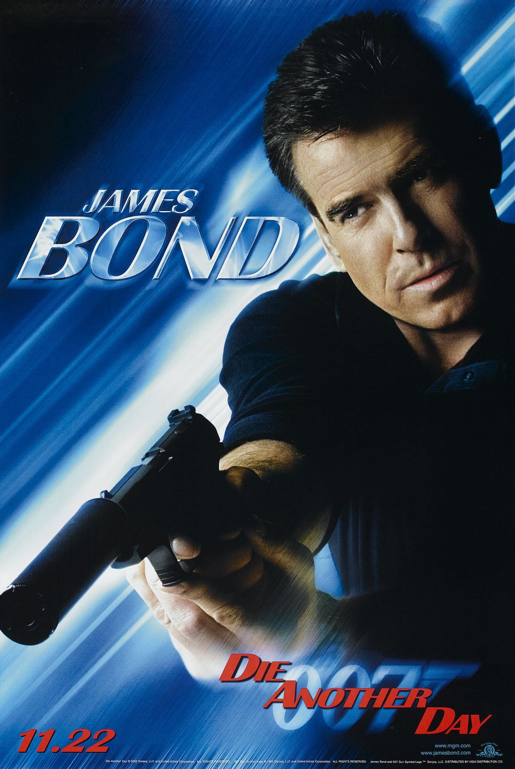 Die Another Day Poster 4 Mr Movie Fiend S Movie Blog