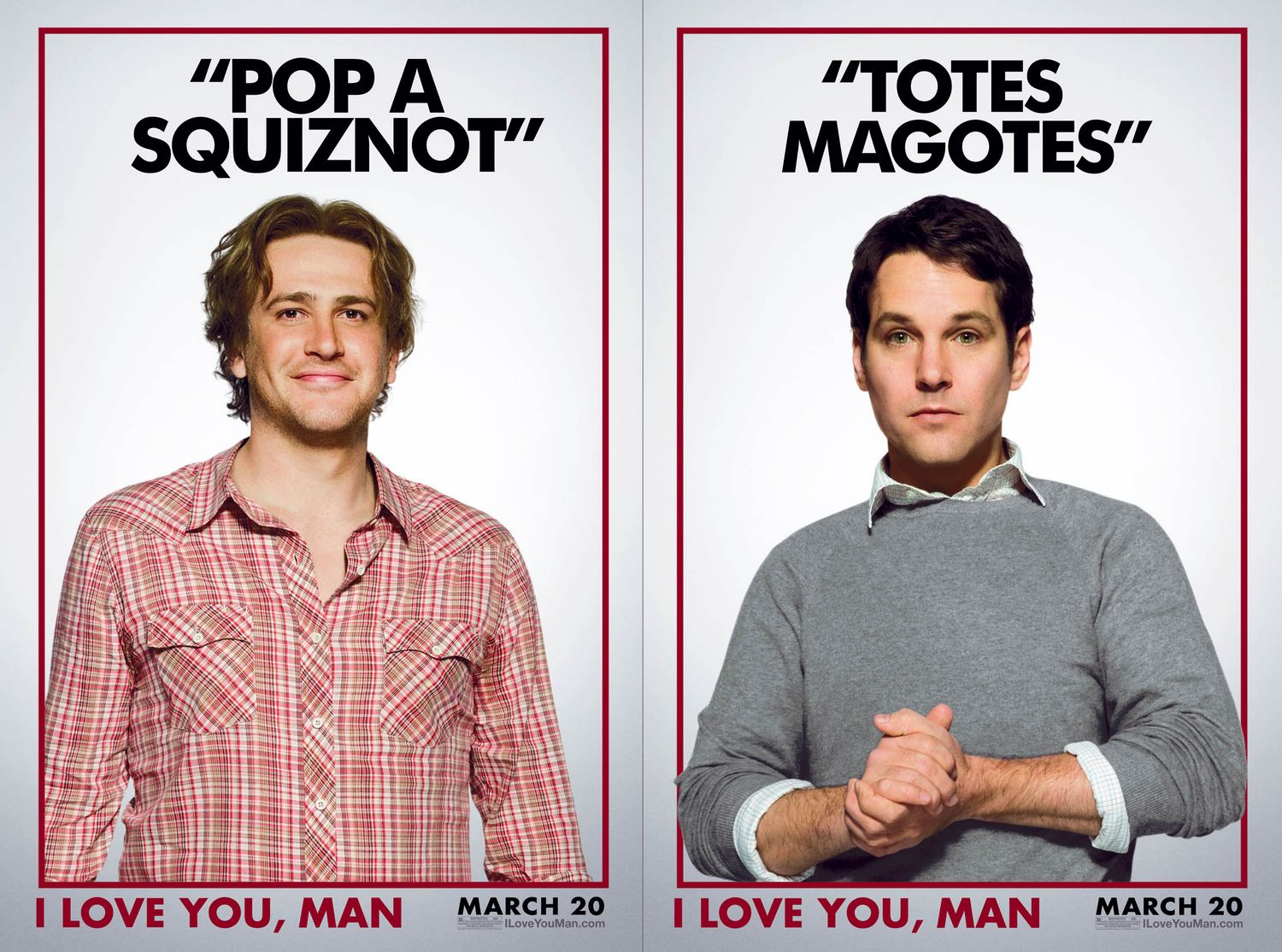 i love you man movie billboards. I Love You, Man Poster 2