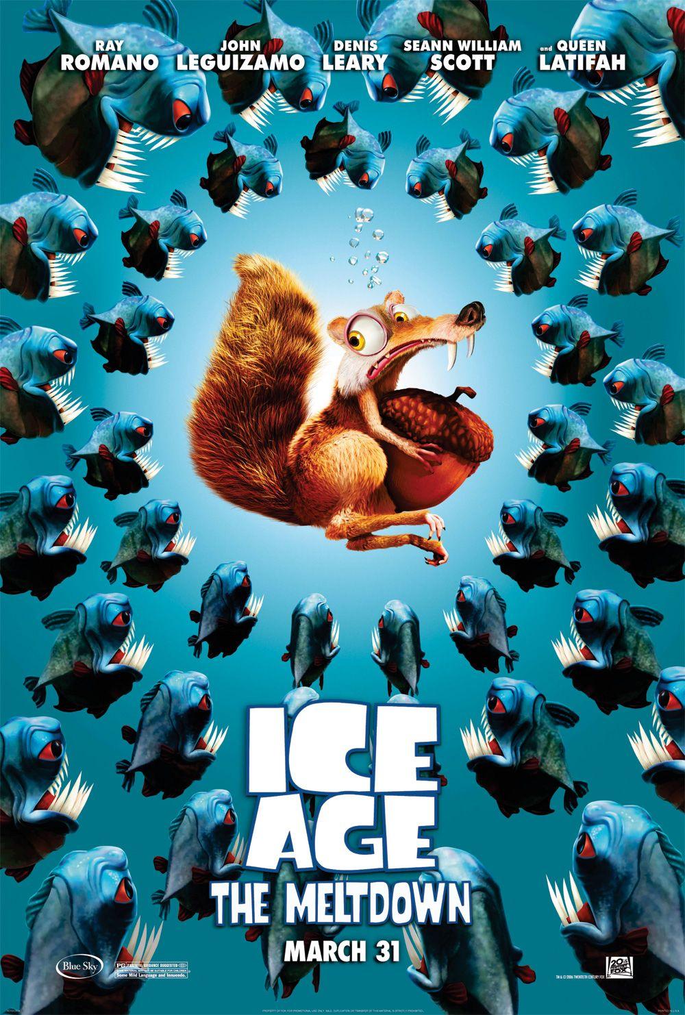 Ice Age The Meltdown Poster 5 | Mr Movie Fiend's Movie Blog