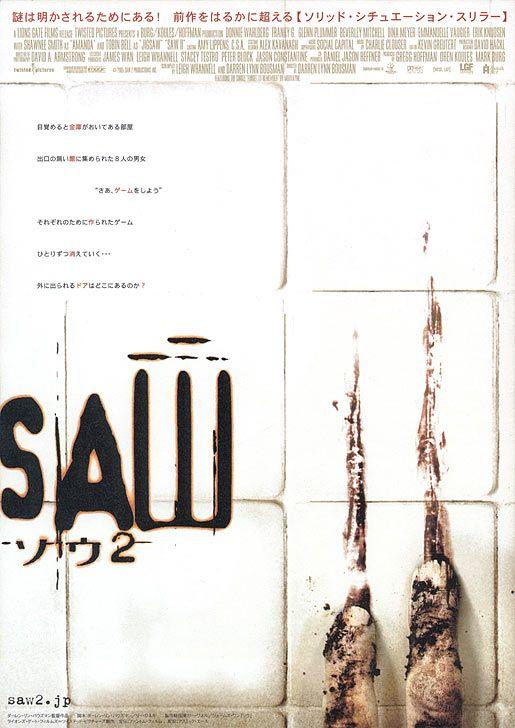 Saw Movies Movie Posters – Saw Saga