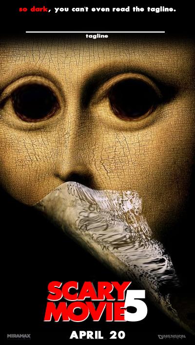 Scary Movie 5 Poster 11 Mr Movie Fiend S Movie Blog