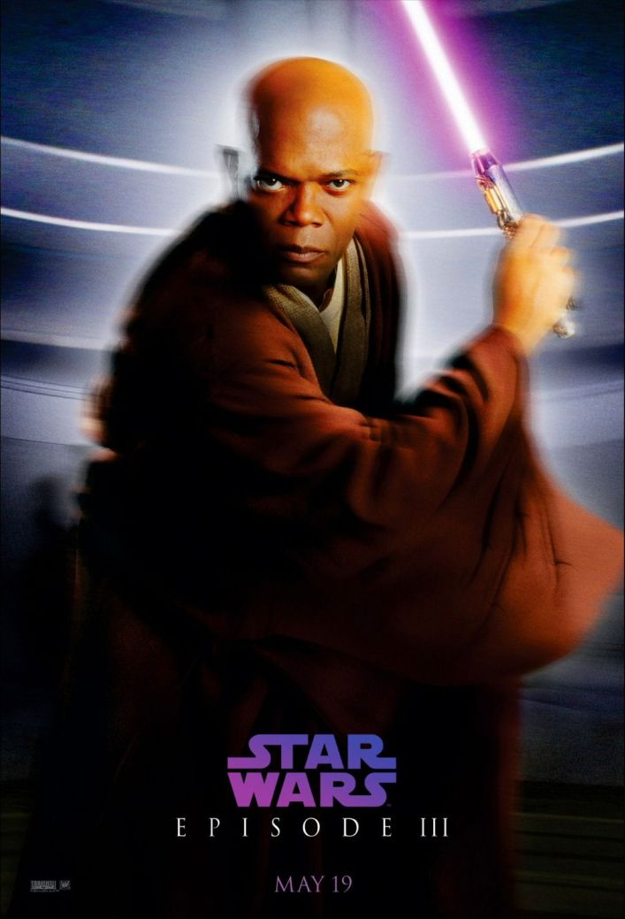 Star wars episode 3 revenge of the sith poster 9