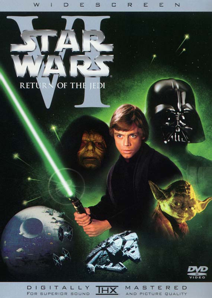 Image result for return of the jedi the movie