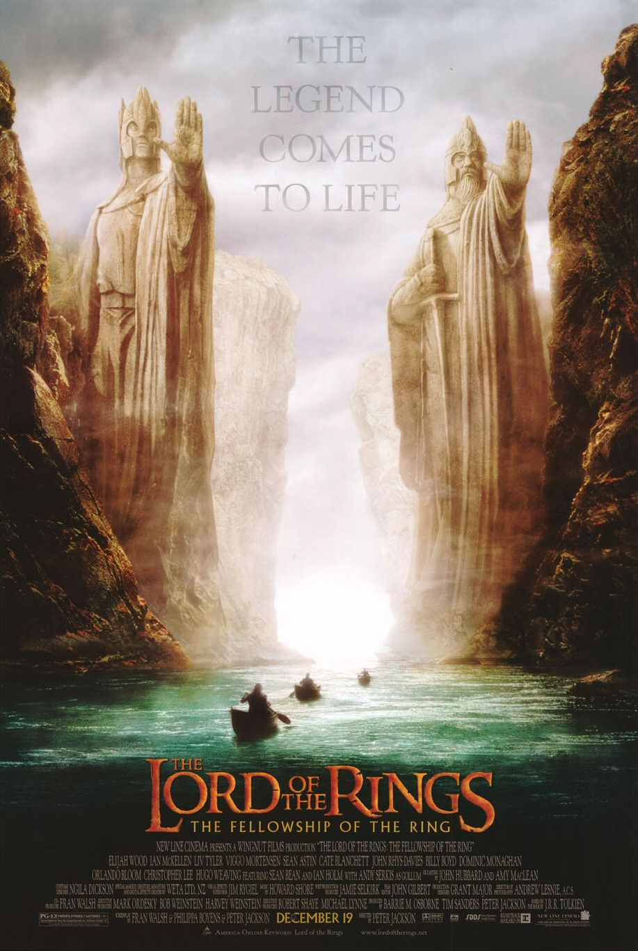 Movie Poster Lord of The Rings Movie Posters – The Lord