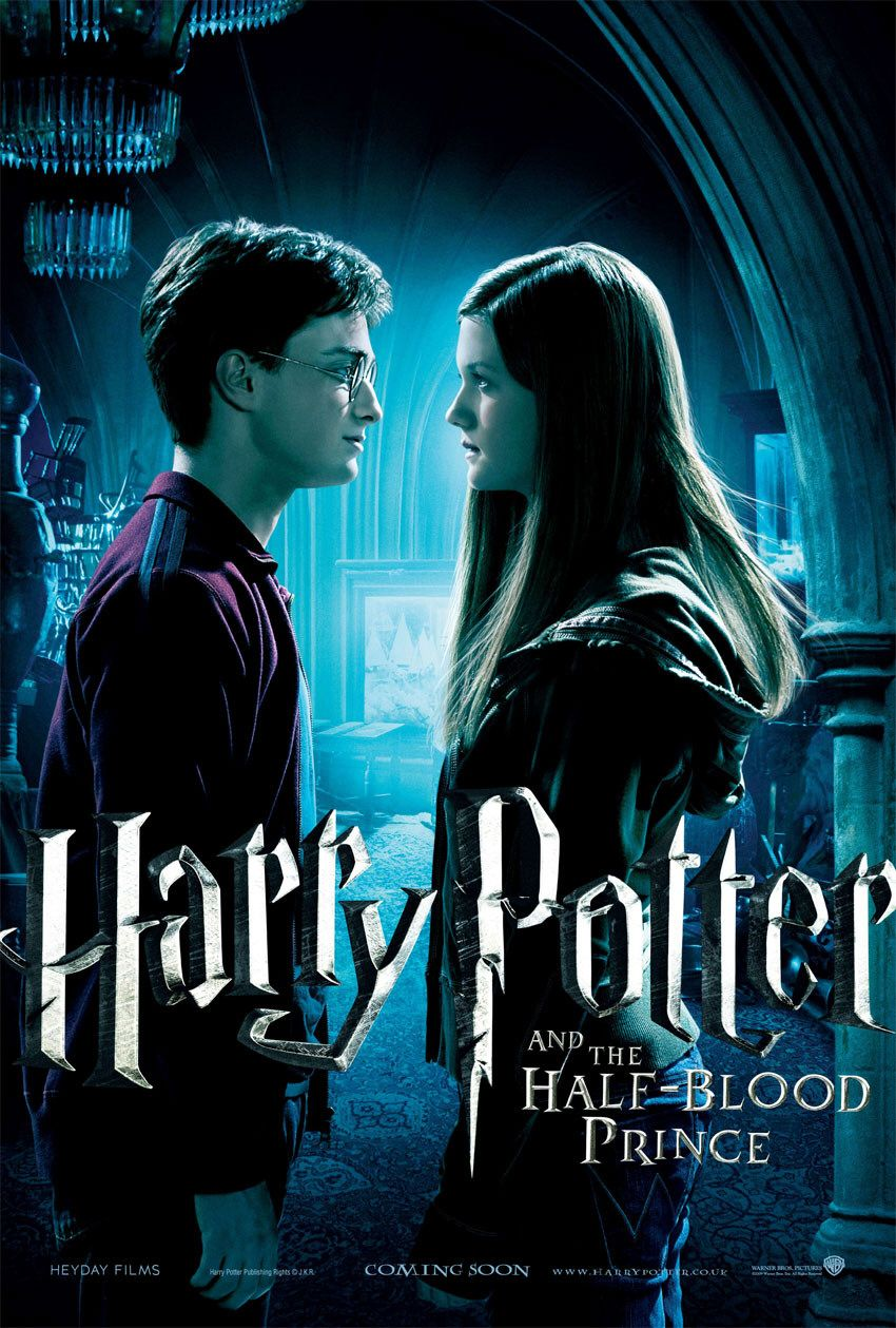 harry potter and the halfblood prince poster 20 mr