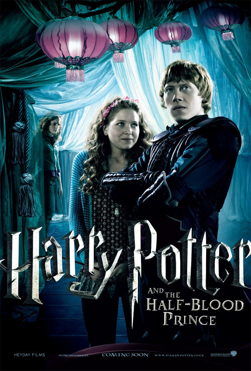 harry potter and the halfblood prince poster 22 mr