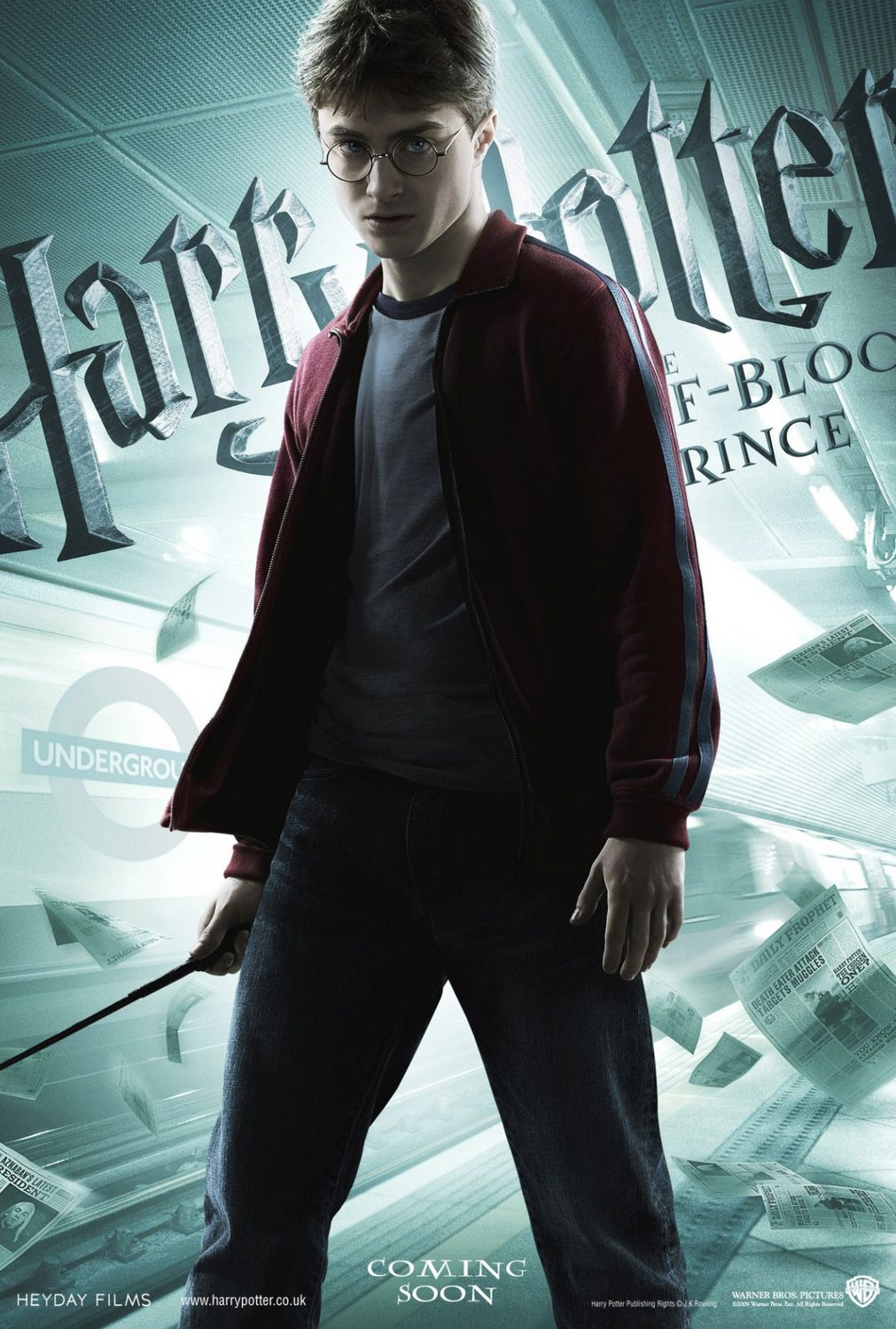 harry potter and the halfblood prince poster 4 mr movie