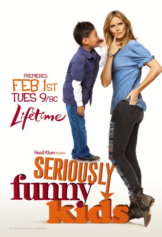 Seriously Funny Kids Poster | Mr Movie Fiend's Movie Blog Funny Movies For Kids