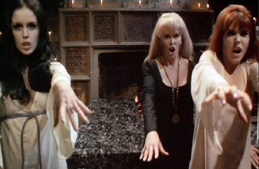 Count Yorga's brides