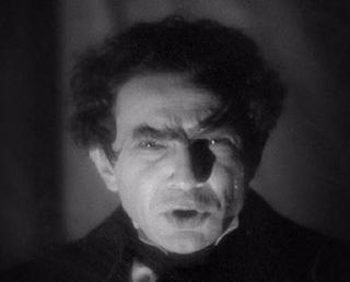 The mad Dr. Mirakle (Bela Lugosi)