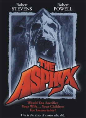Poster - The Asphyx (1973)